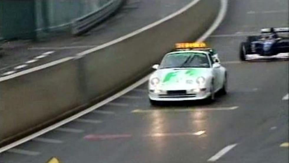 Porsche 911 GT2 GP de Bélgica 1995