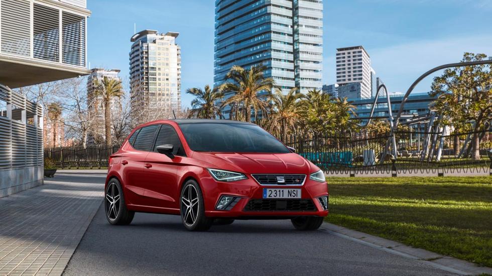 Seat Ibiza 2017 utilitario nuevo FR Xcellence
