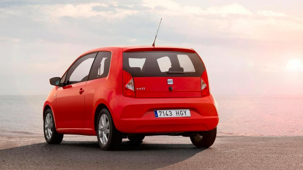 Seat Mii utilitario compacto