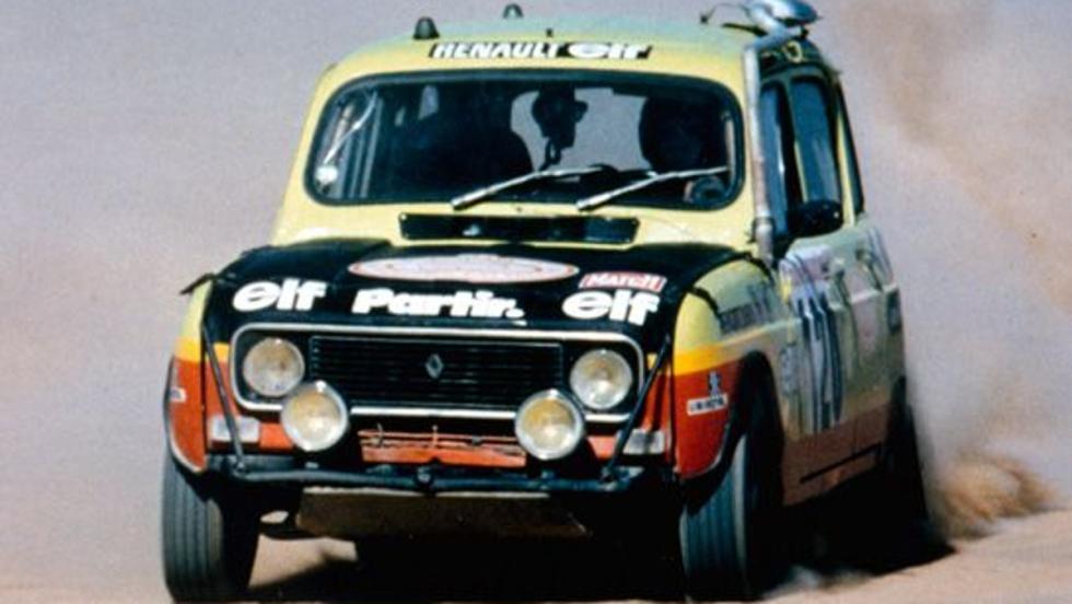 Sería un cuatro latas, pero no veas cómo lo dio todo en el primer Dakar. Terminó quinto