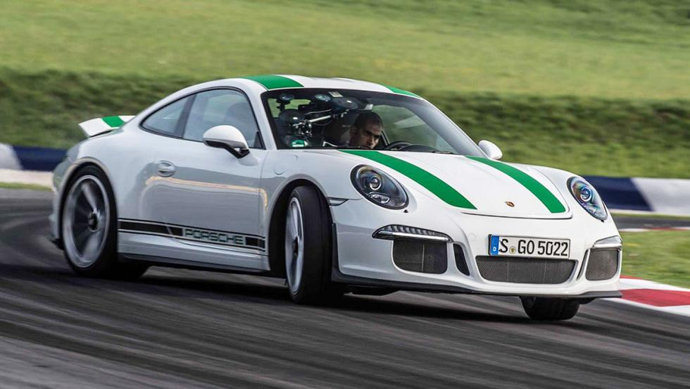 Todas las pruebas de Chris Harris para Top Gear - Porsche 911 R