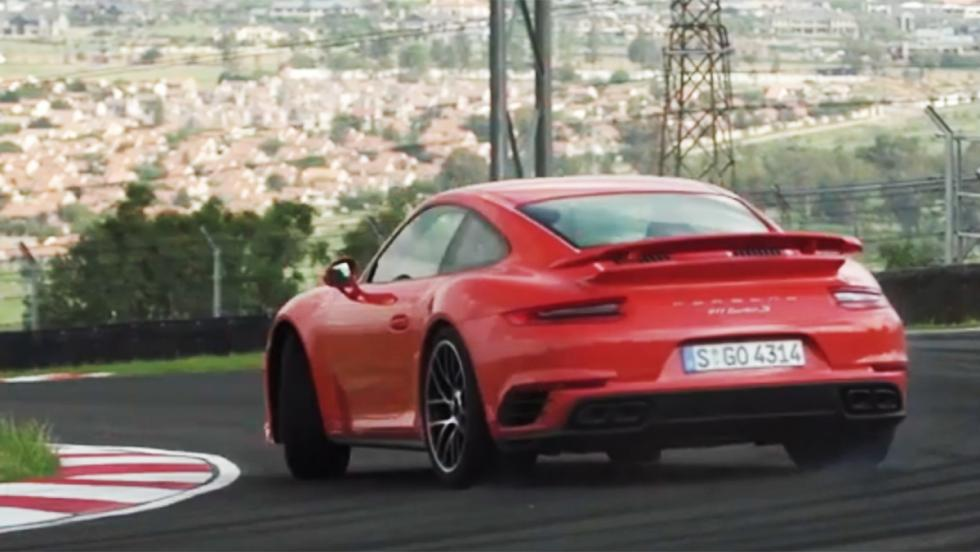 Todas las pruebas de Chris Harris para Top Gear - Porsche 911 Turbo S