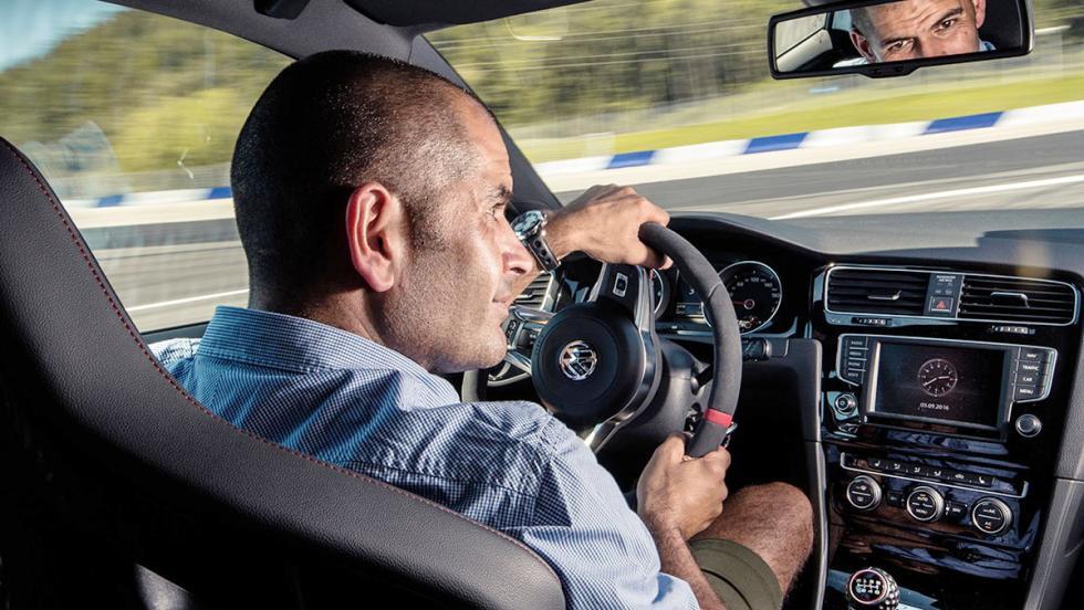 Todas las pruebas de Chris Harris para Top Gear - Volkswagen Golf GTI Clubsport S