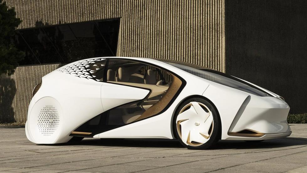 Toyota i Concept