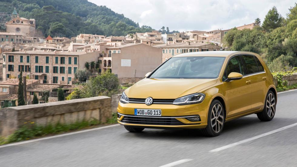 Volkswagen Golf 2017 (I)