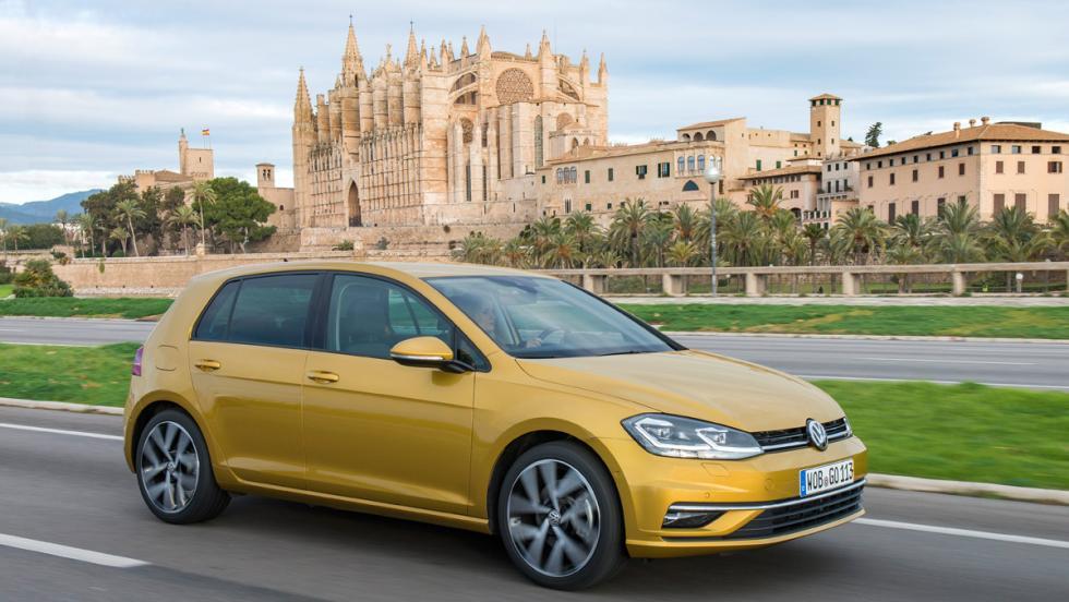 Volkswagen Golf 2017 (II)