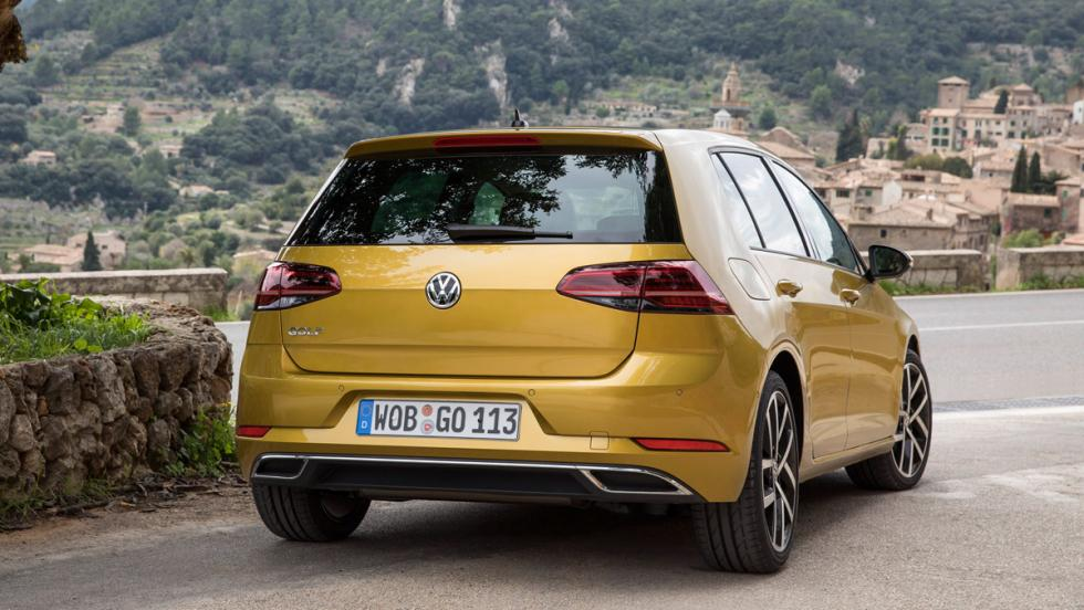 Volkswagen Golf 2017 (V)