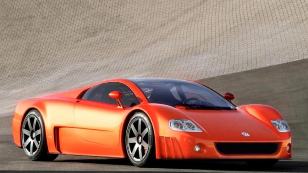 Volkswagen Nardo prototipo deportivo w12 concept