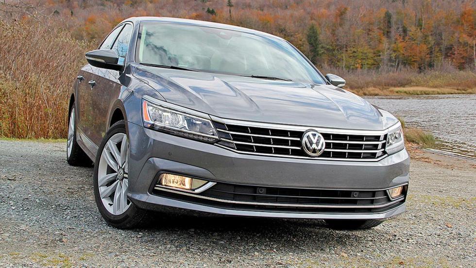 Volkswagen NMS Passat
