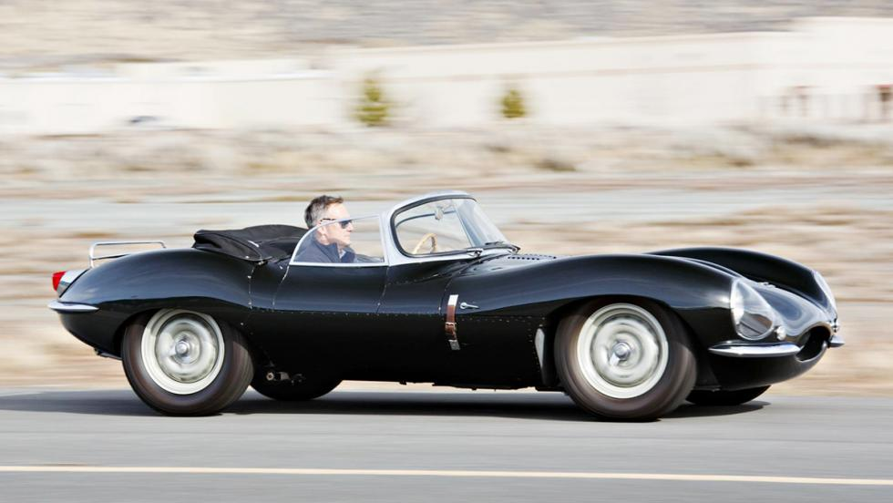 5 razones para pujar por este Jaguar XKSS - Es un coche de carreras para la calle