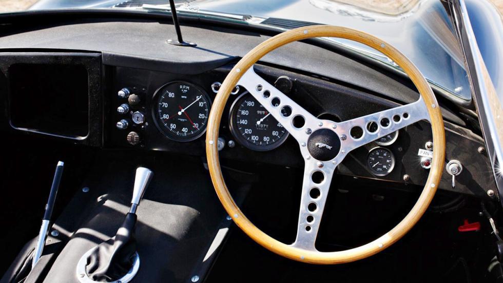 5 razones para pujar por este Jaguar XKSS - Es realmente exclusivo