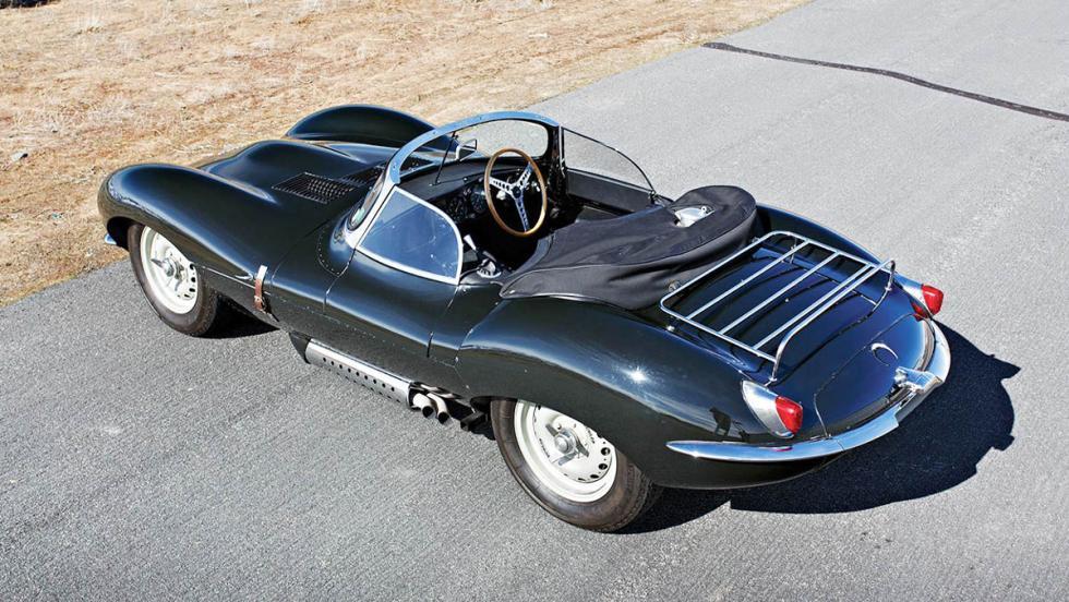 5 razones para pujar por este Jaguar XKSS - Toda forma tiene su función