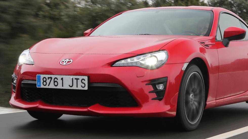 7 detalles que molan del Toyota GT86 2017
