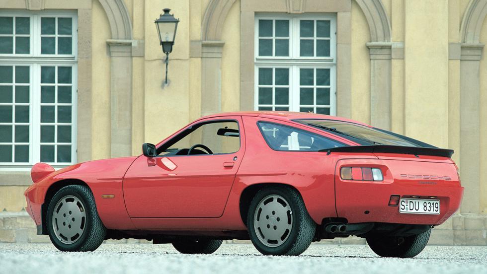 7 razones por las que debería volver el Porsche 928 - Porque... sí