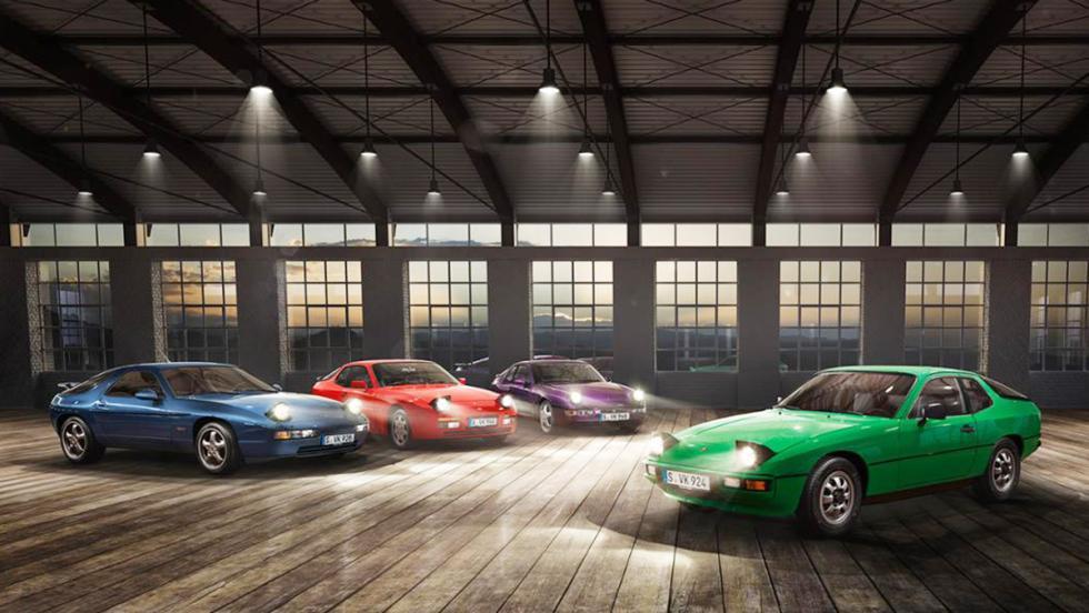 7 razones por las que debería volver el Porsche 928 - Sería un modo brillante de celebrar su 40 aniversario