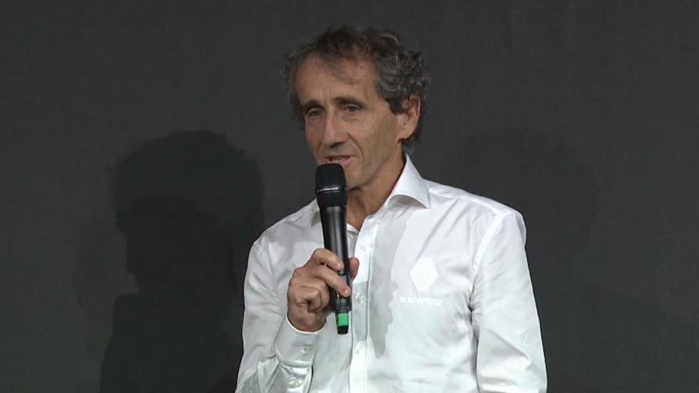 Alain Prost, nuevo consejero en Renault F1 2017
