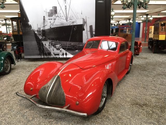 Alfa Romeo 8C Museo Mulhouse