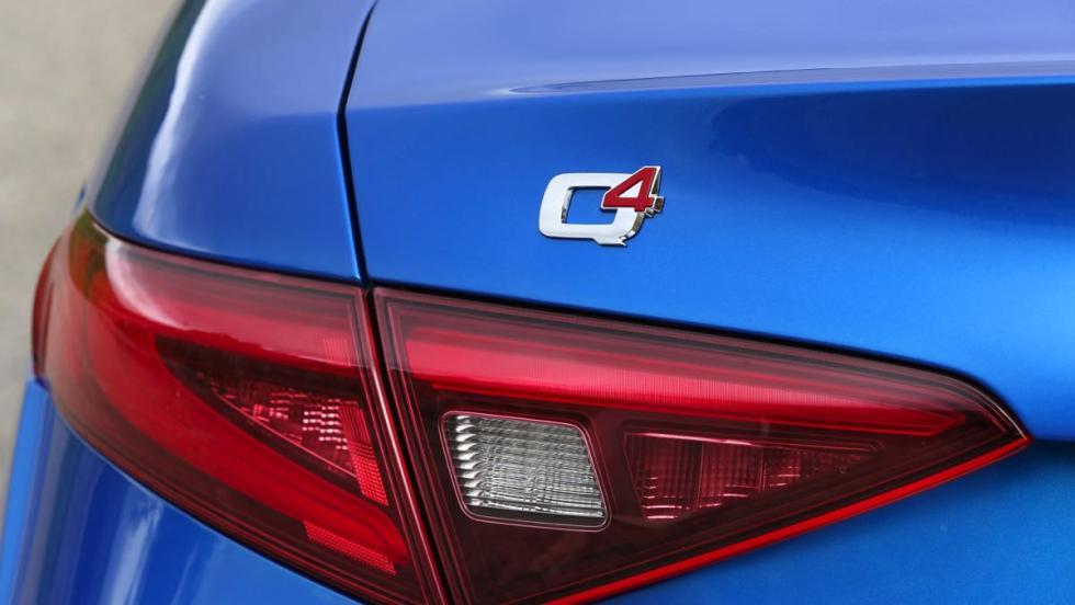 Alfa Romeo Giulia Veloce tracción integral