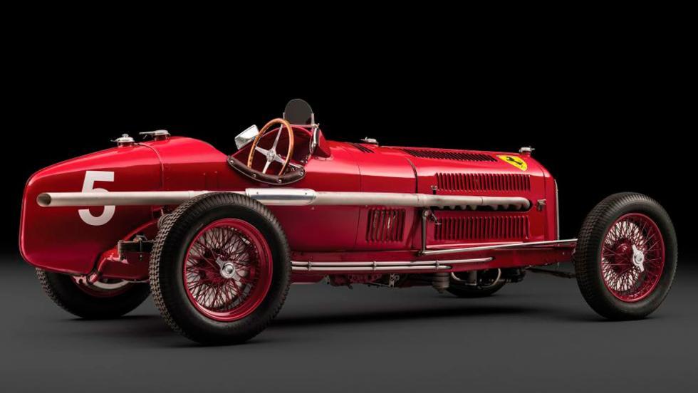 Alfa Romeo Tipo B P3 (II)