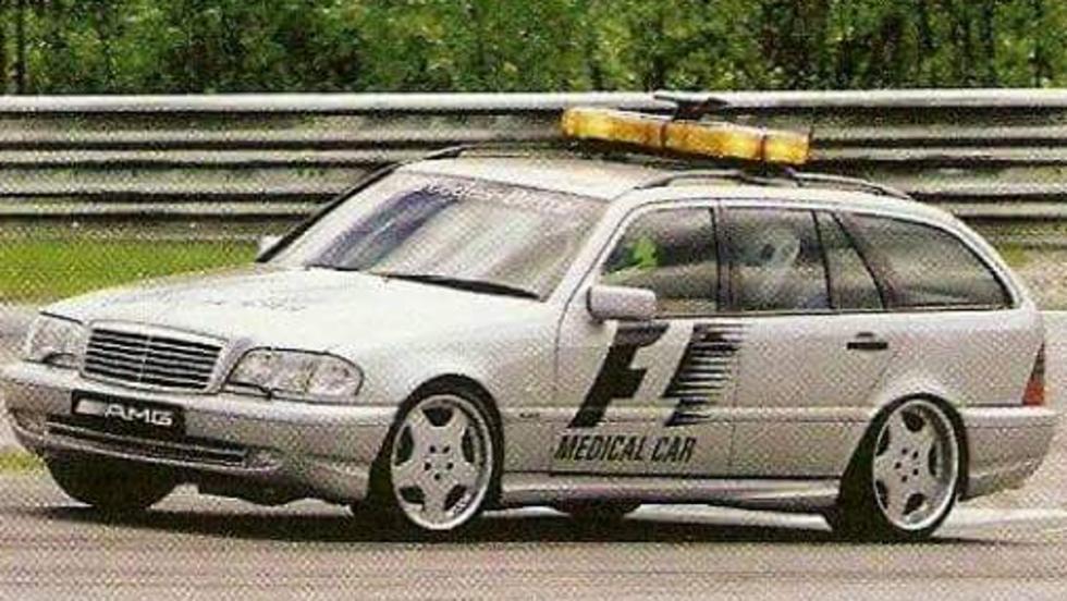 Mercedes AMG C55 Estate utilizado entre 1998 y 2000