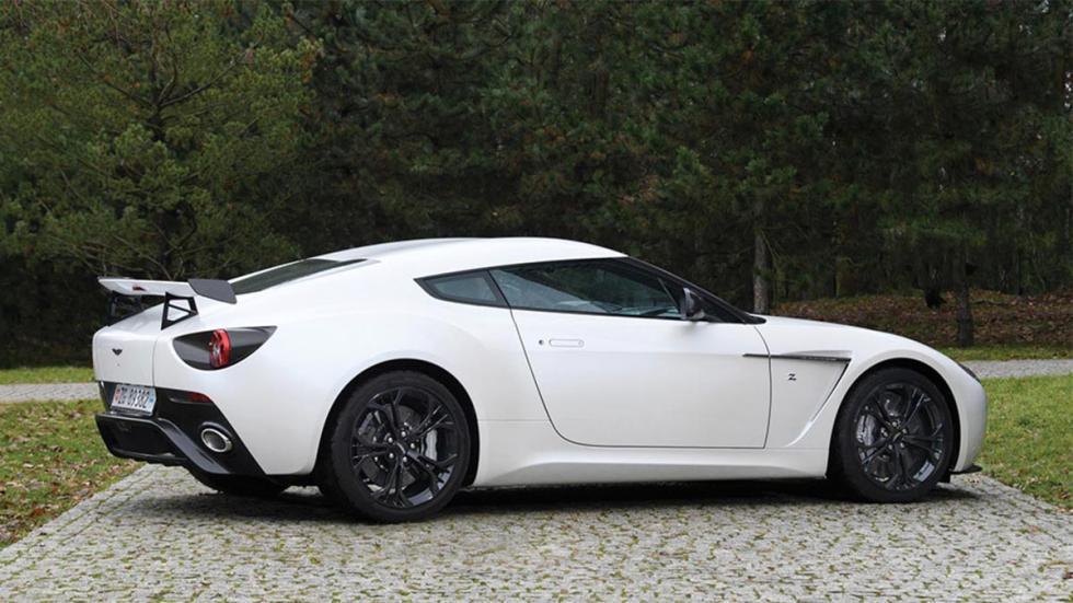 Aston Martin V12 Zagato No. Zero