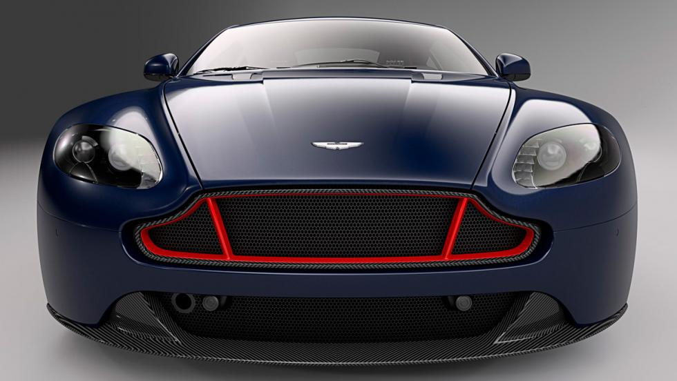 Aston Martin Vantage S Red Bull Racing Edition (V)