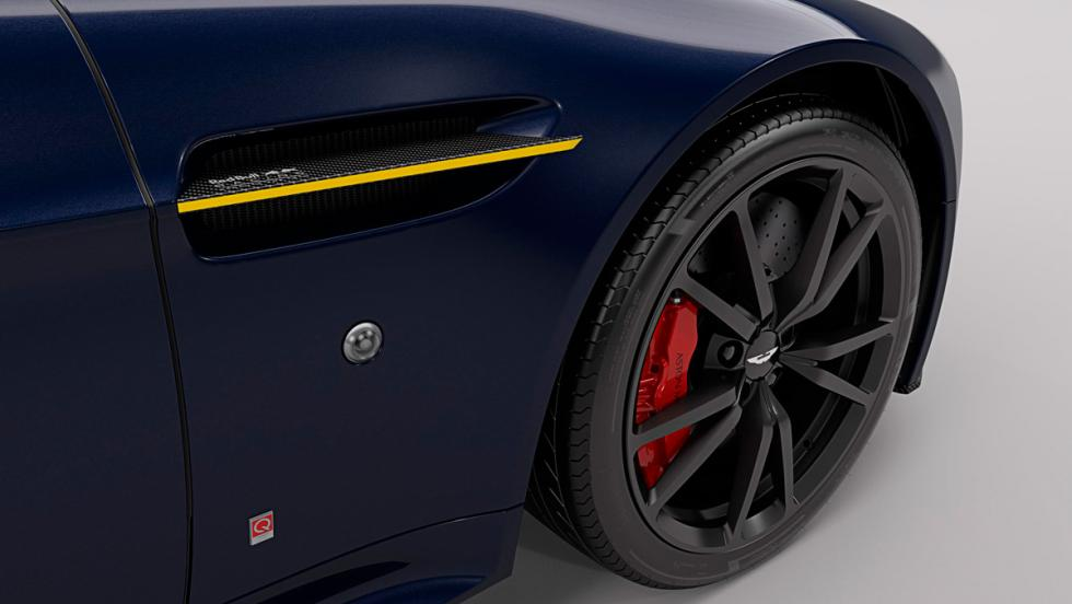 Aston Martin Vantage S Red Bull Racing Edition (VI)