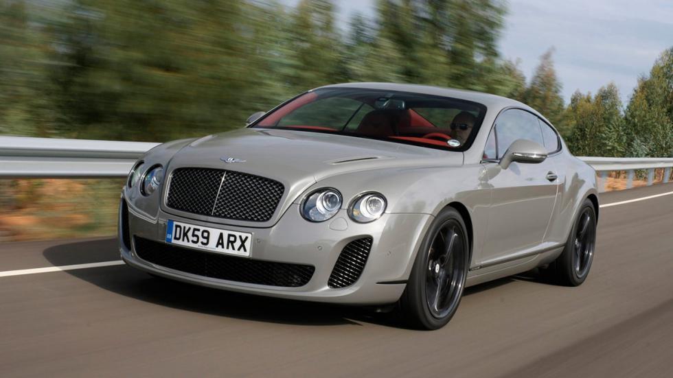 Bentley Continental Supersports mk1