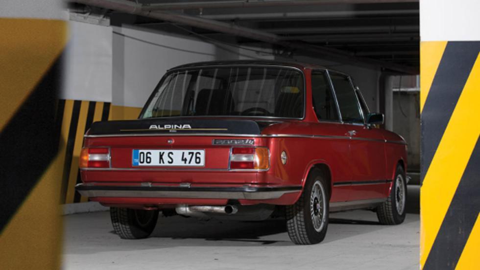 BMW 2002 Tii Alpina (II)