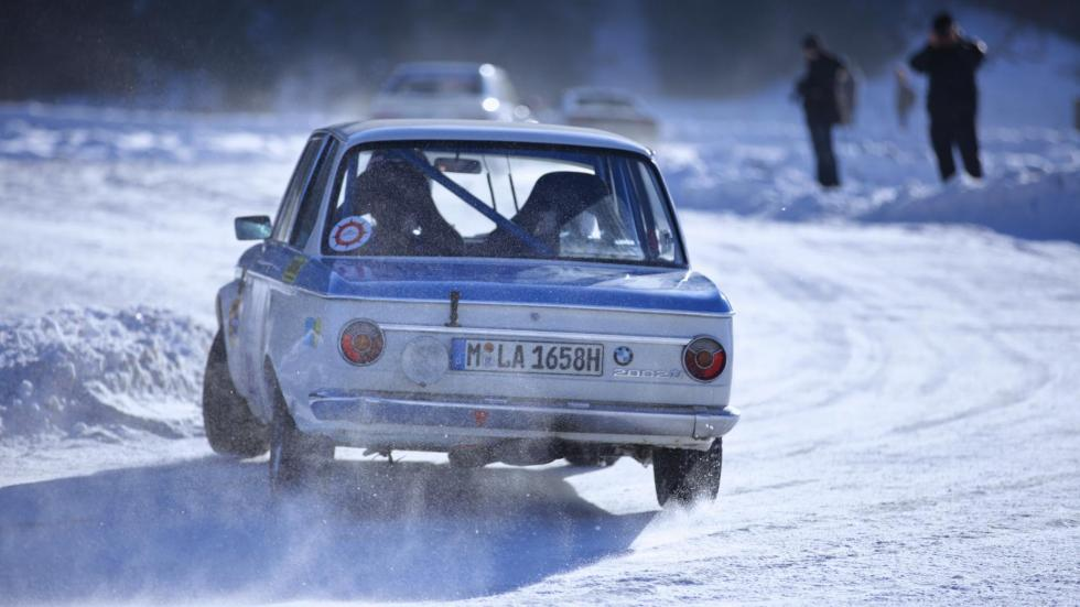 BMW 2002 Tii Turbo