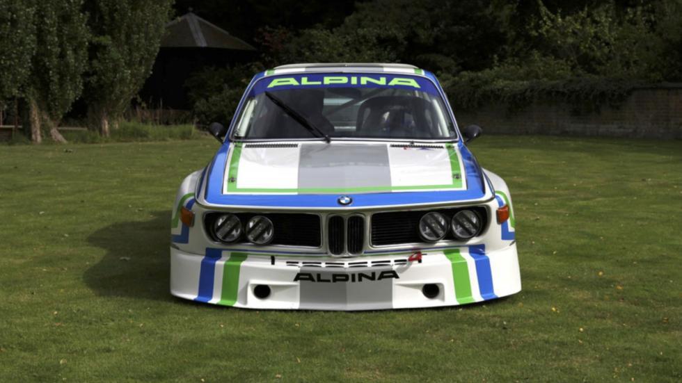 BMW 3.0CSL Batmobile de 1972 (Precio estimado de 116.000 a 145.000 euros)