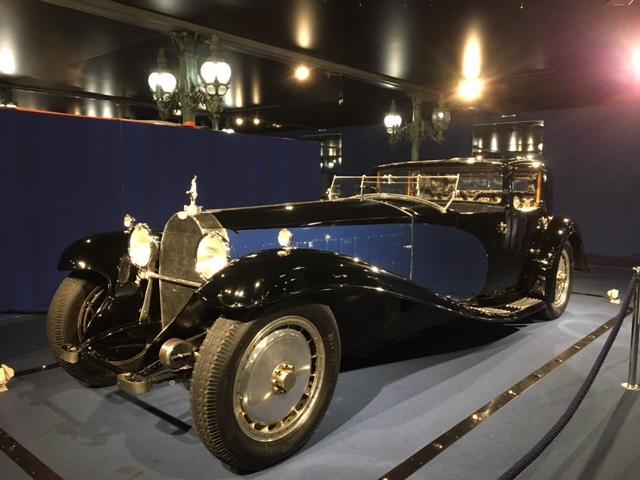 Bugatti Royale Napoleón de Ettore Bugatti