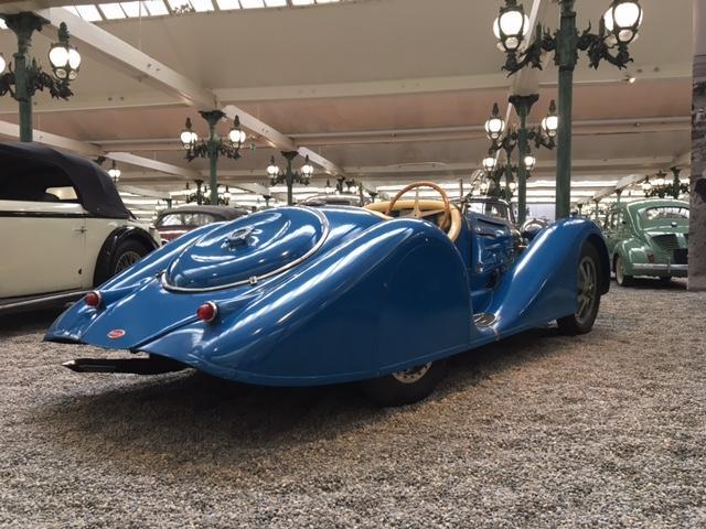 Bugatti type 35b museo Mulhouse