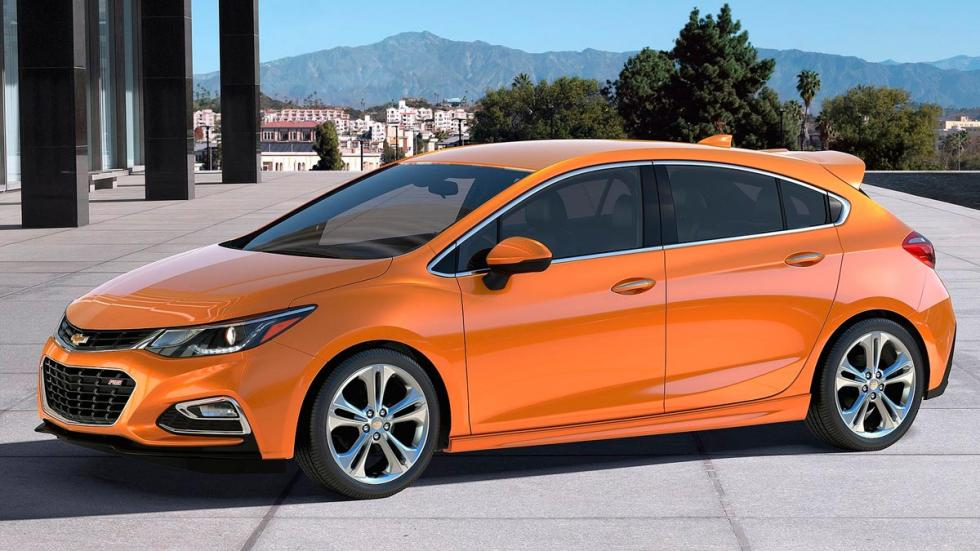 Chevrolet Cruze 2017 Hatchback