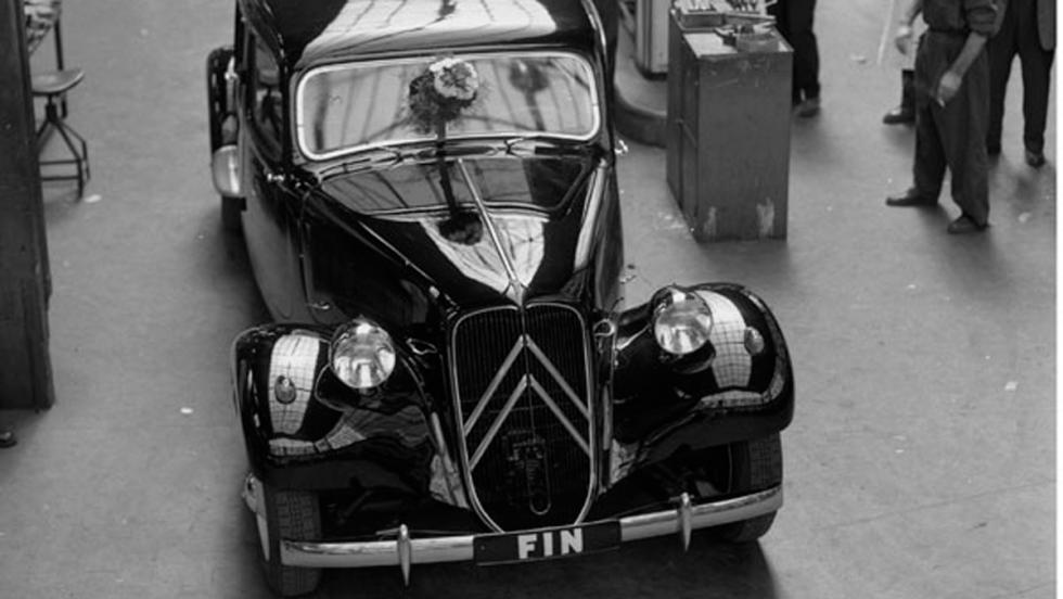 Citroën Traction Avant (III)