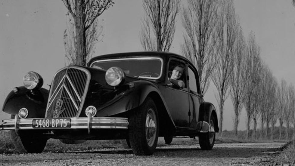 Citroën Traction Avant (IV)