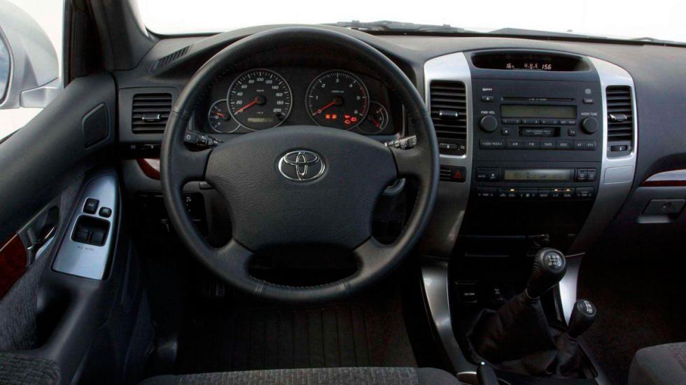 Coche de segunda mano: Toyota Land Cruiser 2003