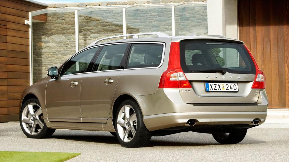 Coche de segunda mano: Volvo V70 2008