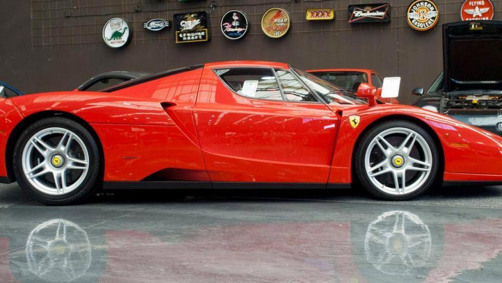 Coches por 2,7 millones: Ferrari Enzo 1975 (II)