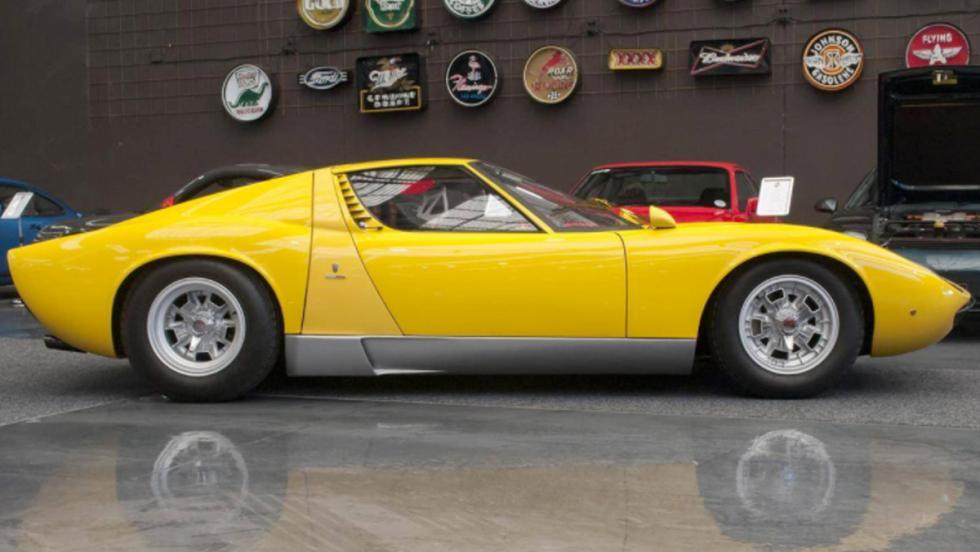 Coches por 2,7 millones: Lamborghini Miura P400 (II)