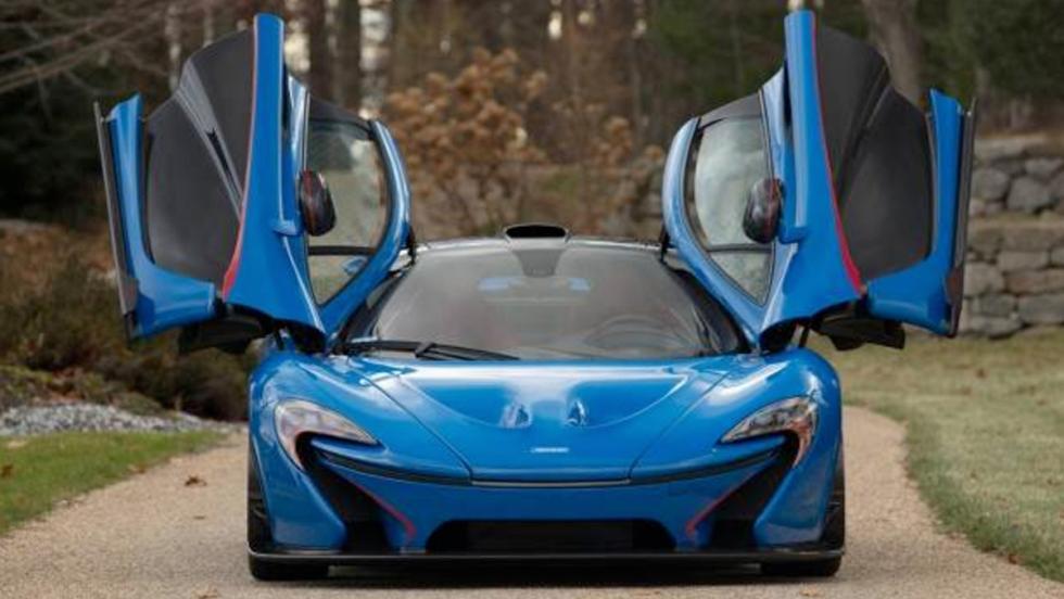 Coches por 2,7 millones: McLaren P1 (II)