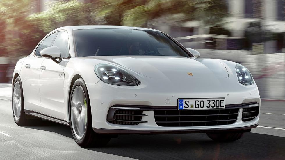 Coches para 'engañar' a tu pareja - Porsche Panamera 4 E-Hybrid