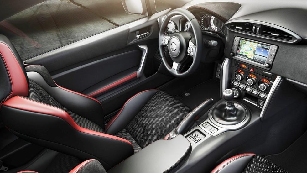 Coches para 'engañar' a tu pareja - Toyota GT86 2017