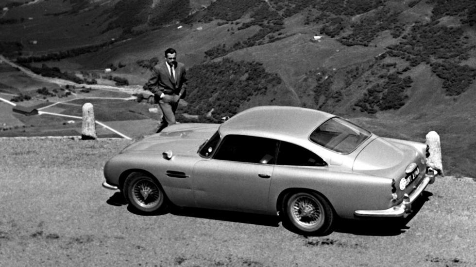 Los buenos - Aston Martin DB5 – Goldfinger