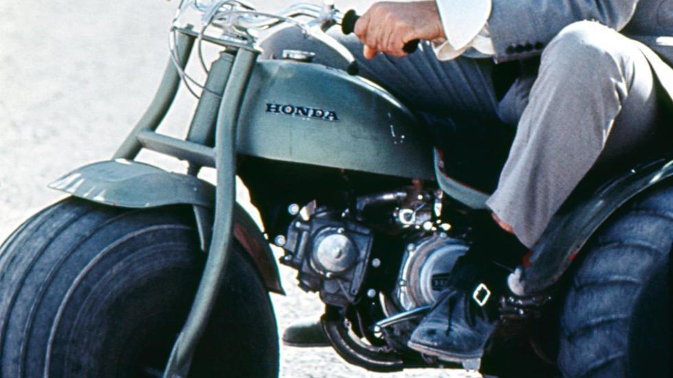 Los buenos - Honda ATC 90 – Diamantes para la eternidad
