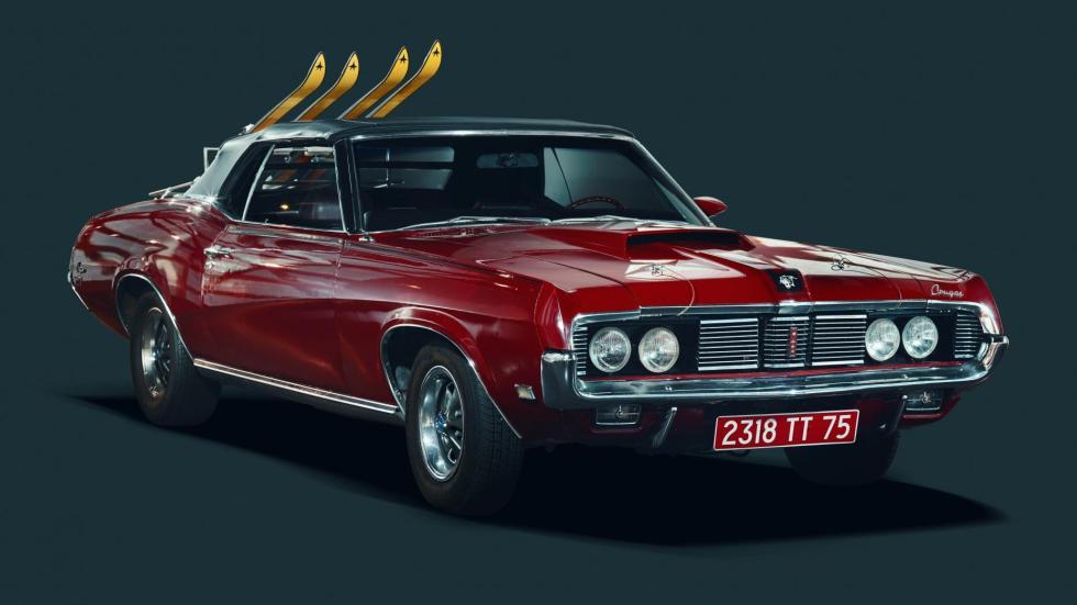Los buenos - Mercury Cougar XR7 – Al servicio secreto de su Majestad