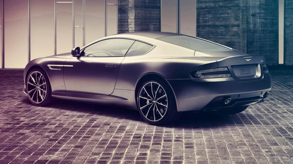 Los malos – Merchandising - Aston Martin DB9 GT 007 Edition
