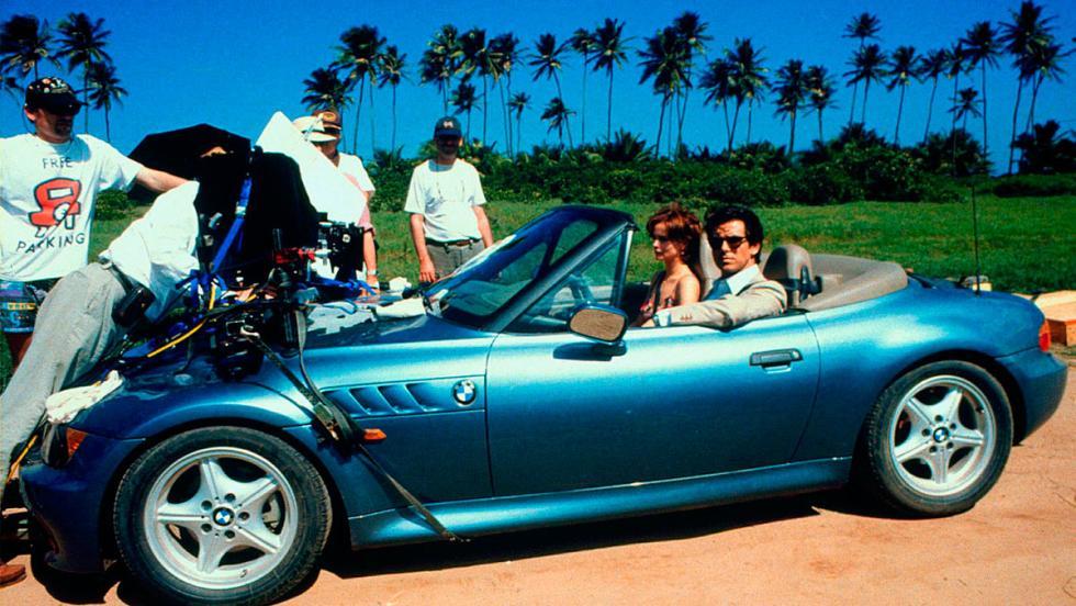 Los malos - El coche menos Bond de todos: BMW Z3