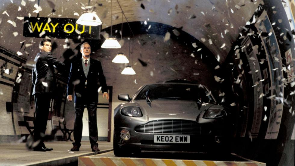 Los malos - El Aston que se desvanece