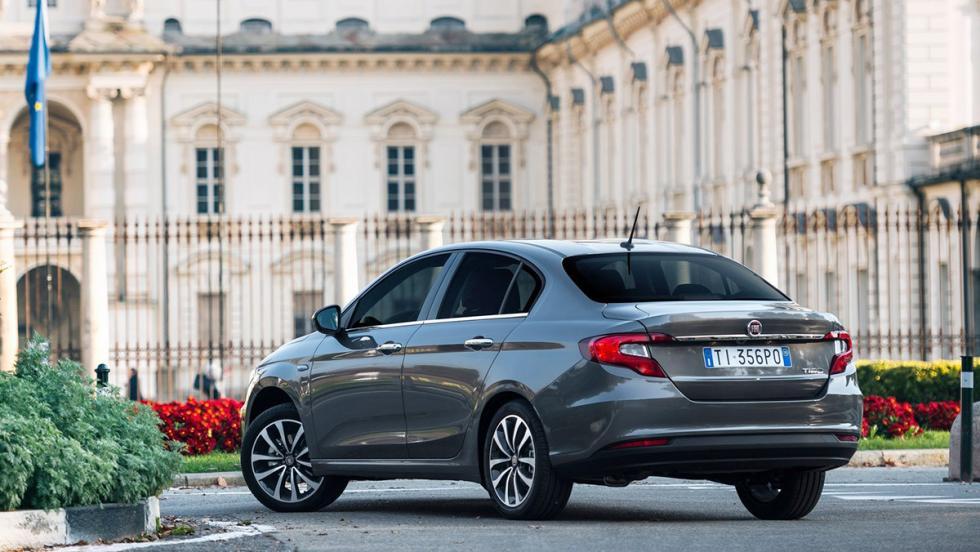 Coches nuevos entre 12.000 y 15.000 euros - Fiat Tipo 4 puertas